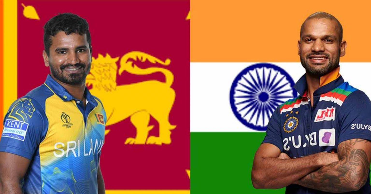 India Vs Sri Lanka Odi T20 2021 Live Match Schedule Tv Channel